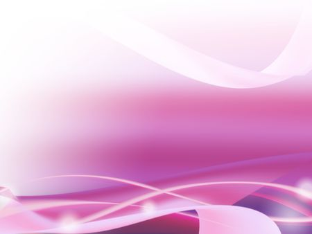 白とピンクの抽象的な構成