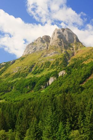 Ploeckenpass Mountain, Austrian Alps Stock Photo - 6869723