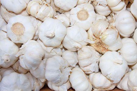Heap of Garlic Stock Photo - 6869714
