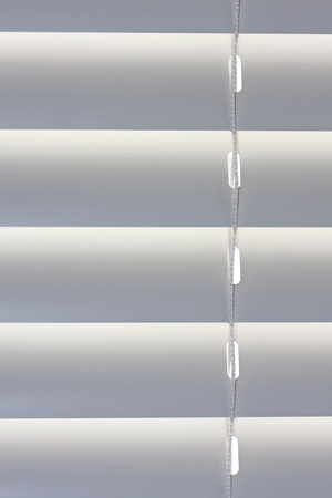 Roller blinds pattern  texture (close up details) photo