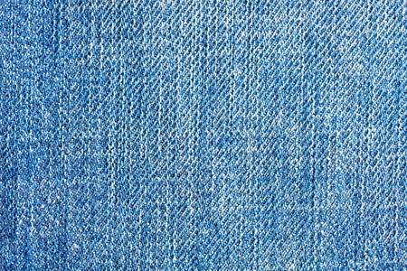 denim: Textura de fondo de tela de lino de mezclilla azul jeans
