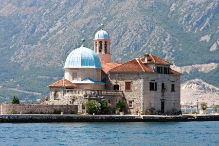 our: Our lady of the Rock, Perast, Kotor Bay, Montegro