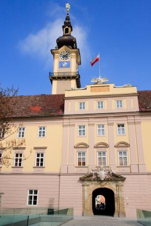 iuml: Linz - Landhaus   Upper Austrian Landtag