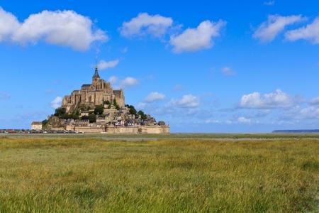 michel: Mont Saint Michel Abbey, Normandy   Brittany, France