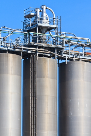 petrochemie industrie: Industrie Bulk Tank Silo voor de petrochemische industrie