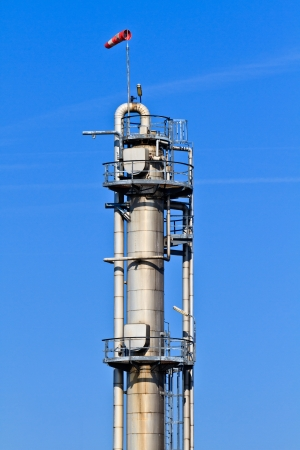 Oil Refinery  Heavy Industry Complex   Plant  photo