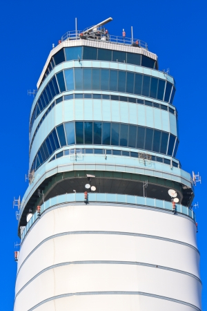 Airport Tower - Vienna International Airport, Austria Stock Photo - 16500641