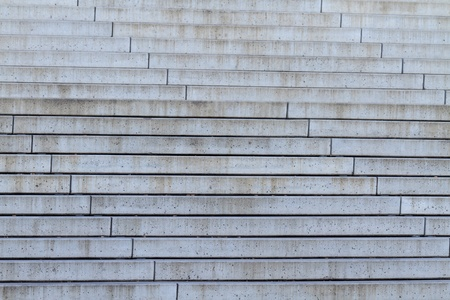 Concrete Stairs (pattern  abstract) photo