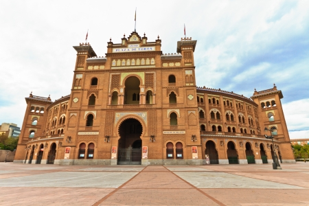 plaza de toros: Plaza de Toros de Las Ventas, Madrid, Spain
