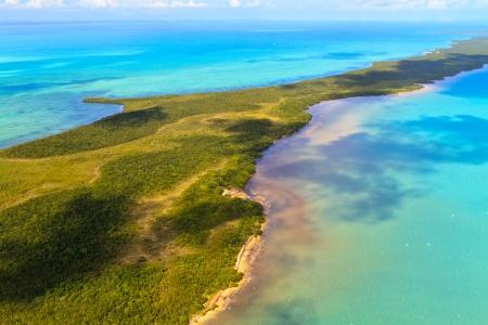 Florida Keys Aerial View photo