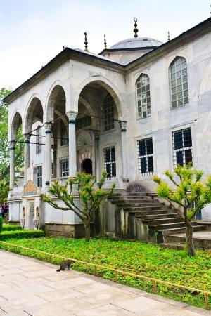 topkapi: Istanbul Topkapi Palace - Library of Sultan (Enderûn Library)