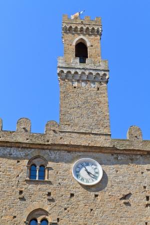 volterra: Volterra, Tuscany - Ancient City Hall (Italy)