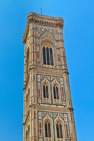 Florence Cathedral Tower(Duomo di Firenze), Tuscany, Italy photo