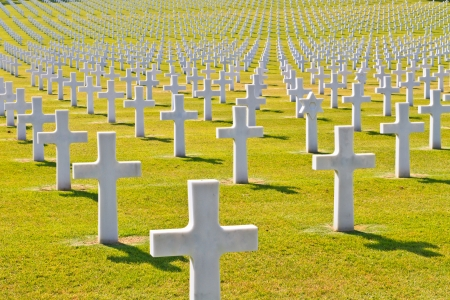 American War Cemetery (World War II), Florence, Tuscany, Italy photo