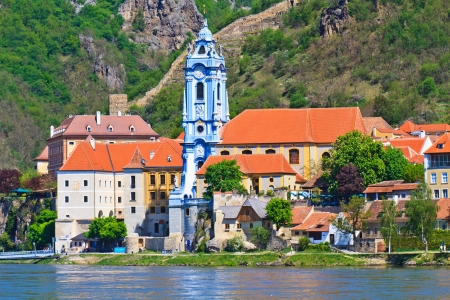tourist destinations: Durnstein is one of the most visited tourist destinations in the Wachau region