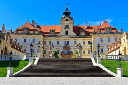 18th: Valtice is one of the most impressive baroque residences of Central Europe. It was built for the princes of Liechtenstein by Johann Bernhard Fischer von Erlach in the early 18th century.