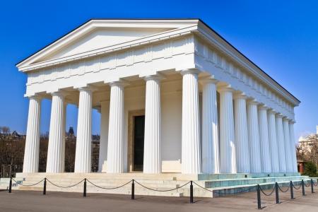 Vienna - Temple of Theseus, Austria Stock Photo - 13981213
