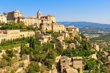 Gordes medieval village in Southern France Provence