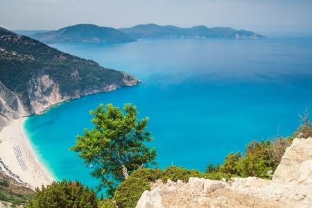 Myrtos Beach, Kefalonia Island, Greece