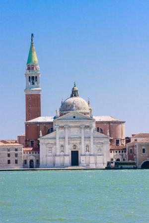sestiere: Venice - San Giorgio Maggiore Church was built in style of a greek temple