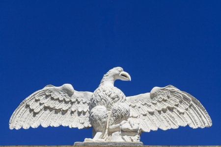Eagle Stone Statue (Architectural detail) photo