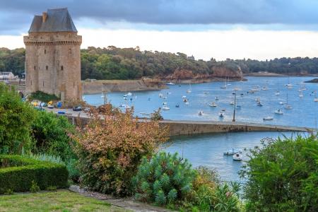 rance: Tour Solidor near Saint Malo, Brittany, France