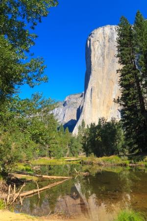 El Capitan, Yosemite National Park, California photo