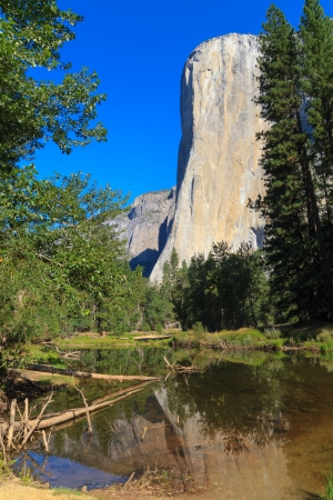 El Capitan, Yosemite National Park, California photo