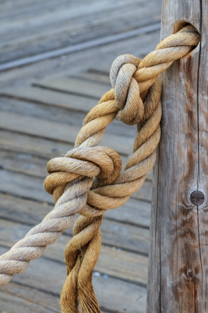 knotted: Knot Stock Photo