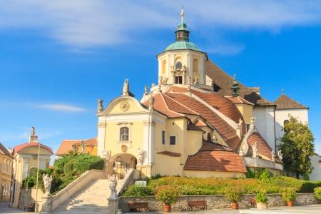 Eisenstadt Mountain Church  Haydn Church on Kalvarienberg , Burgenland, Austria