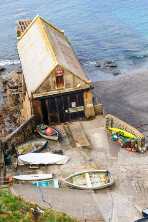 southernmost: Lizard Point is the southernmost point of the United Kingdom mainland