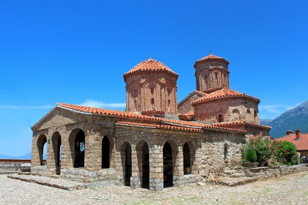 The Monastery of Saint Naum  Sv  Naum , Ohrid, Republic of Macedonia