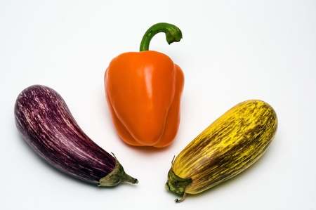 vegetables - tasty, vegetarian, useful, dietary food. photo