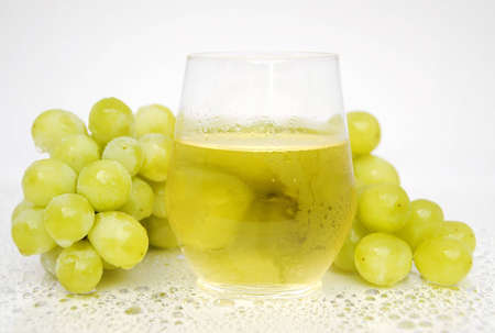 Grapes anf wine