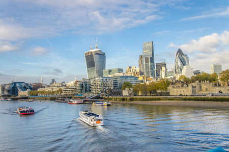 30 st mary axe: London times  - A slice of London life