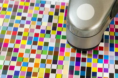 etalonnage: Imprimer spectrophotom�tre sur Graphique Calibration