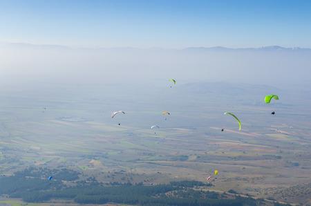 adrenaline: paragliding gliding extreme sport adrenaline activity