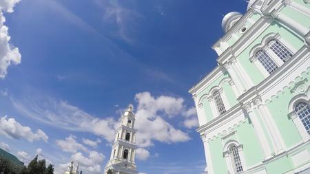 Diveevo, monastery, russia Фото со стока - 120407125