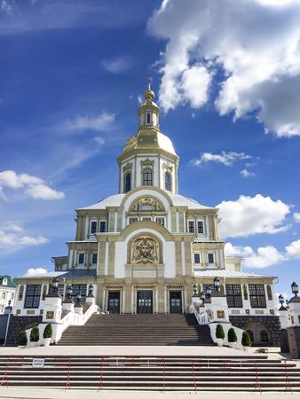 Annunciation Cathedral, Holy Trinity Seraphim-Diveevo convent village of Diveevo, Nizhny Novgorod region, Russia