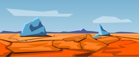 prairie: Seamless prairie landscape