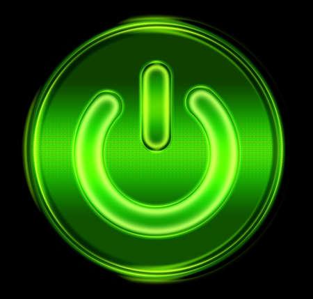 power button Stock Photo - 746966
