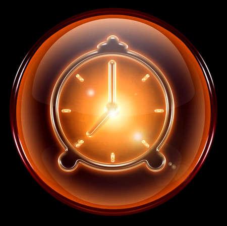 Clock icon. Stock Photo - 1007219