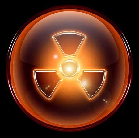 Radioactive icon  Stock Photo - 1050670