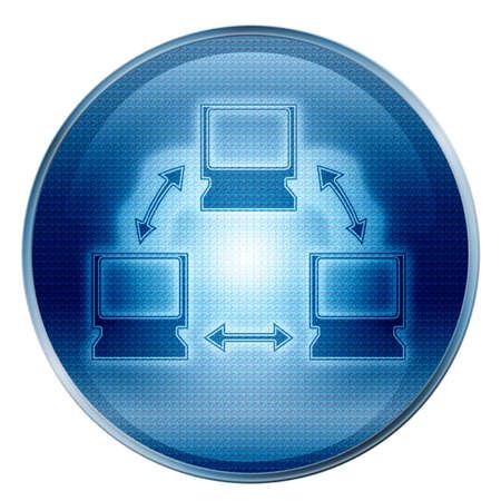 hub computer: Network icon.