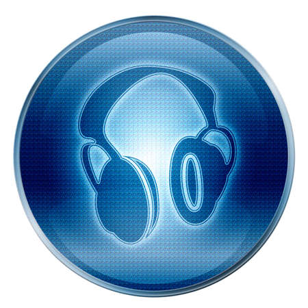 cd recorder: headphones icon.