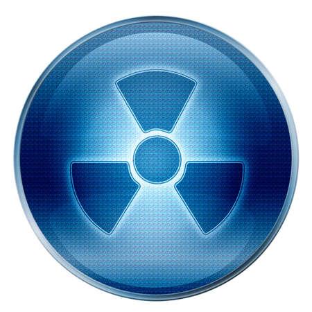 Radioactive icon Stock Photo - 1179782