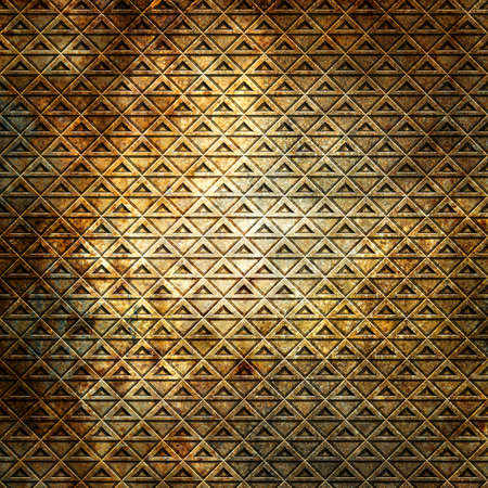treadplate: Texture of metal