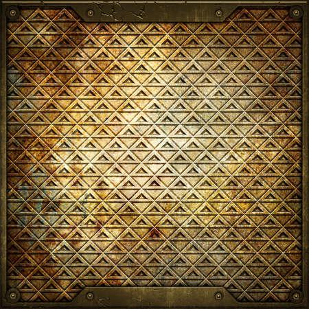 Texture of metal Stock Photo - 16334983