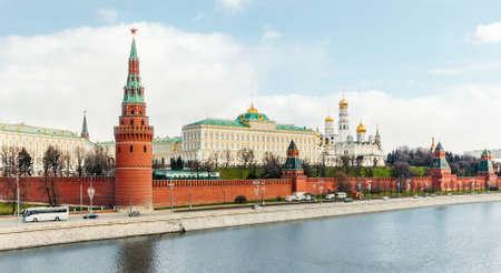 Kremlin de Mosc? Foto de archivo