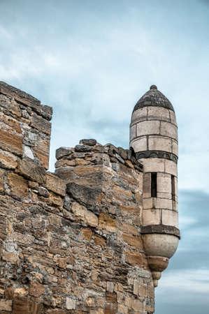 The fortress of Yeni-Kale, Russia, the Crimea.